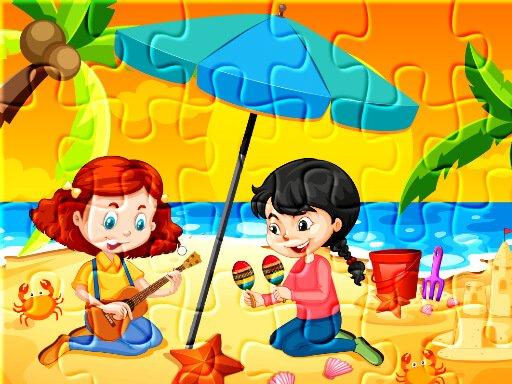 Play Beach Jigsaw Now!