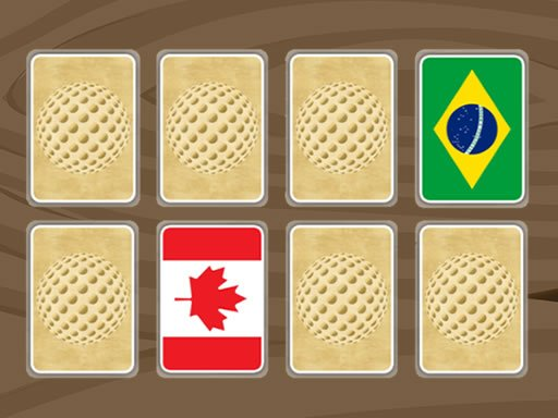 Play World Flags Memory Now!