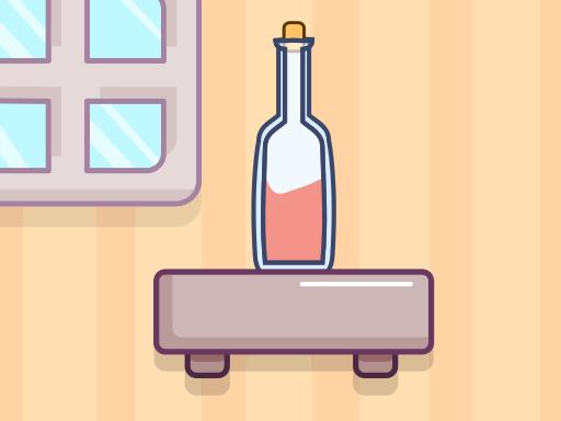 Play Flippy Bottle Now!