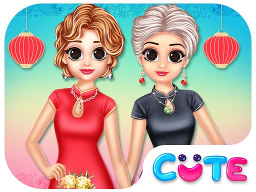 Play Princess Cheongsam Shanghai Fashion Now!