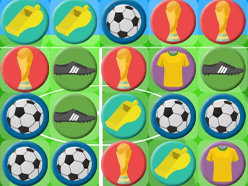 Play Soccer Match 3 Now!