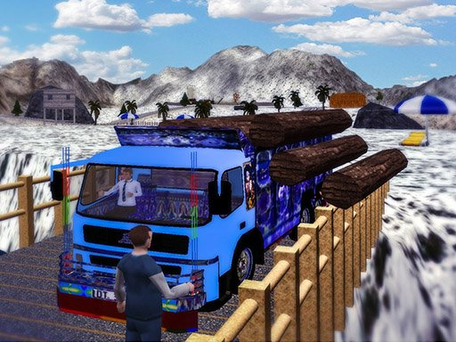 Play Cargo Truck Transport Simulator  2020 Now!