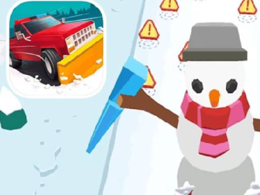 Play Snow Excavator Now!
