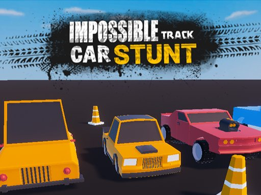Play Impossible track car stunt Now!