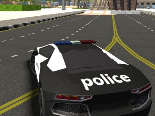 Play Police Stunt Cars Now!