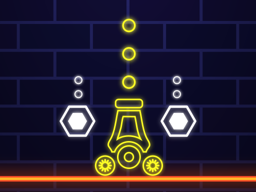 Play Neon War Now!