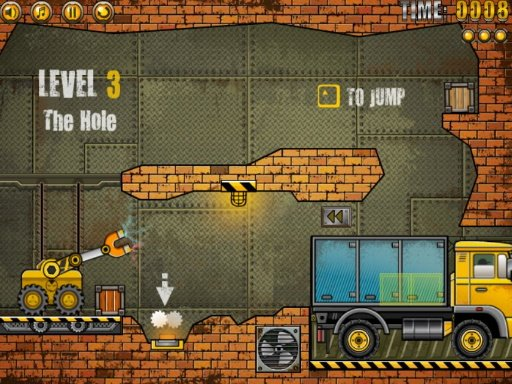 Play Truck Loader 4 Now!