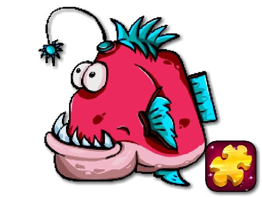 Play Cute Piranha Jigsaw Puzzles Now!