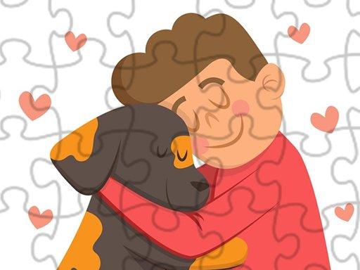Play Adopt a Pet Jigsaw Now!
