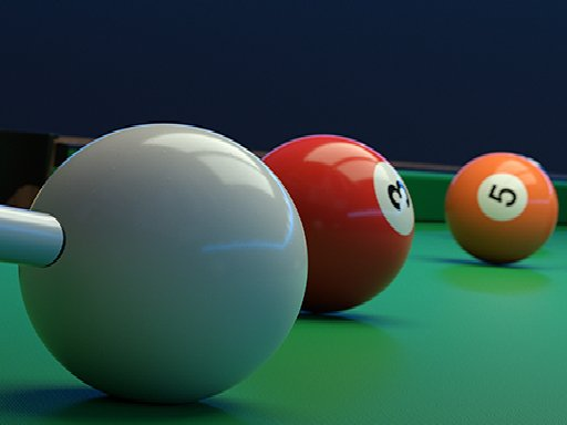 Play 8 Pool Shooter Now!