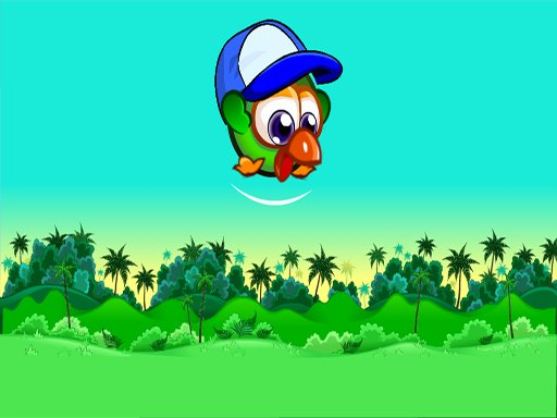 Play Green Chick Jump Now!