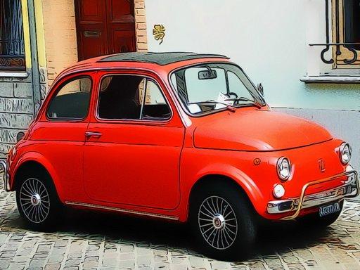 Play Italian Smallest Car Now!