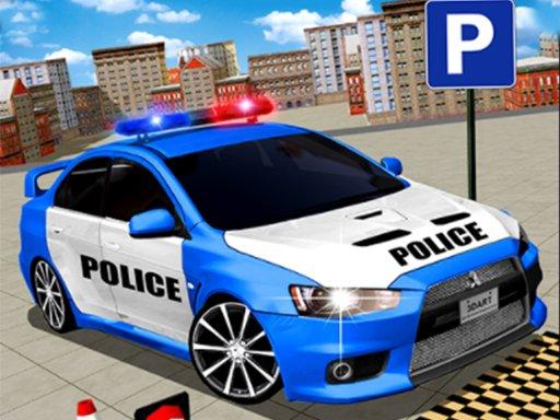 Play Modern Police Car Parking 3D Now!