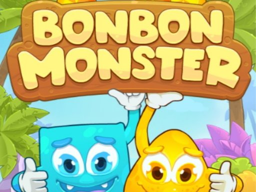 Play Bonbon Monsters Now!