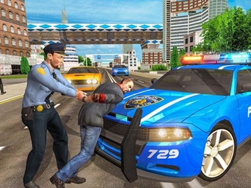 Play Police Car Chase Now!