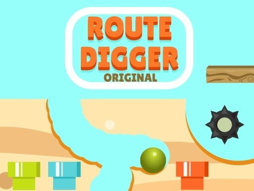 Play Route Digger Now!