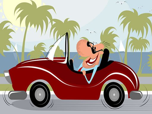 Play Convertible Cars Jigsaw Now!