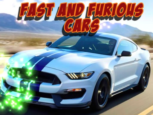 Play Fast And Furious Puzzle Now!