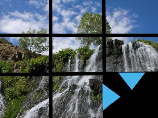 Play Nature puzzle Now!