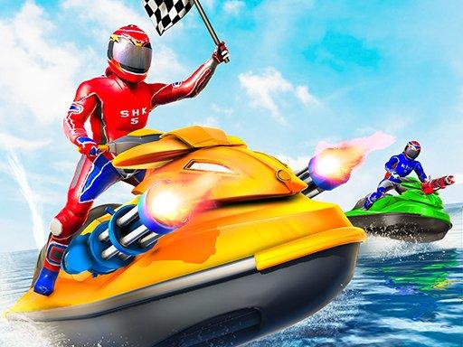 Play Jet Ski Boat Racing 2020 Now!