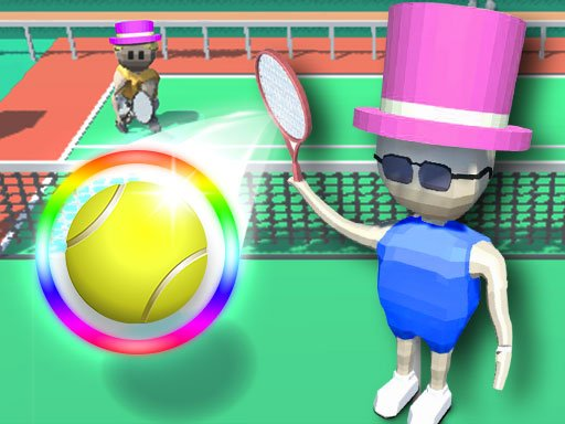 Play Cubic Tennis Now!