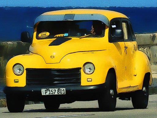 Play Cuban Taxi Vehicles Now!