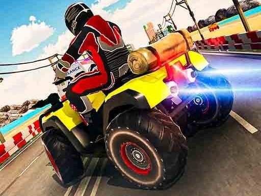 Play ATV Quad Bike Off-road Game Now!