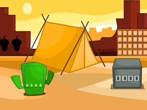 Play Desert Shore Escape Now!