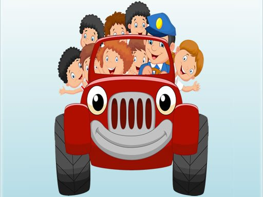 Play Kids Vehicles Memory Now!