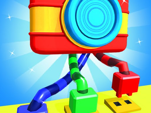 Play Knots Master 3D Now!