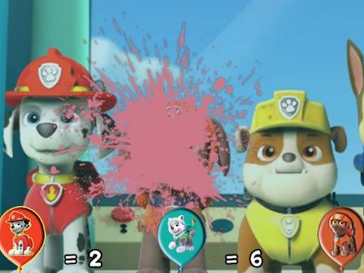 Play Paw Patrol Smash Now!