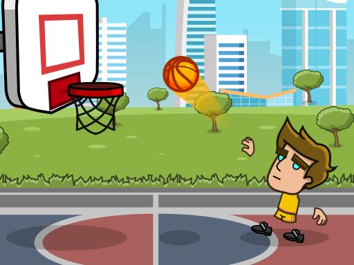 Play Street Basketball Now!