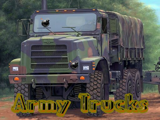 Play Army Trucks Hidden Objects Now!