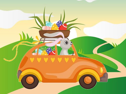 Play Bunnies Driving Cars Match 3 Now!