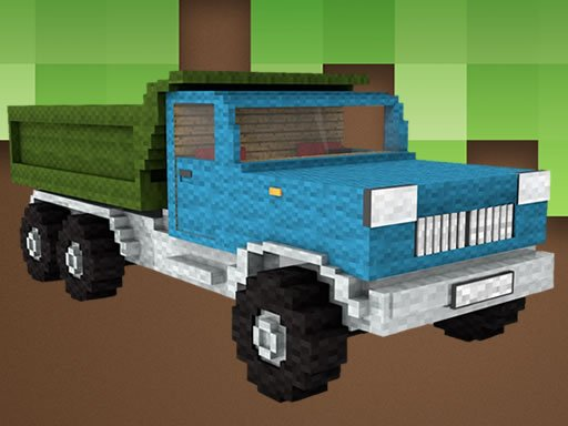 Play Minecraft Truck Jigsaw Now!