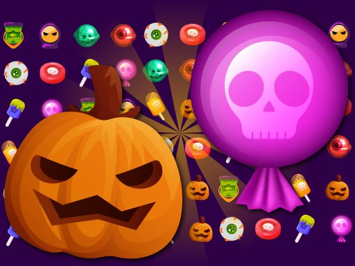 Play Sweet Candy Halloween Now!