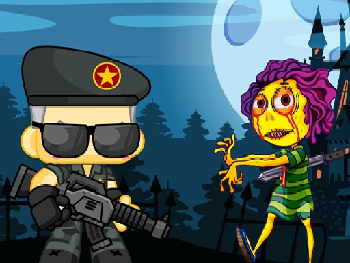 Play Zombie Shooter 2D Now!