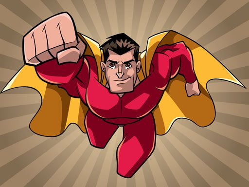 Play Amazing Superheroes Coloring Now!