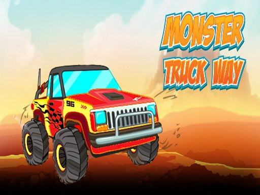 Play Monster Truck Way Now!