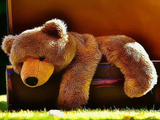 Play Plush Teddy Bear Now!