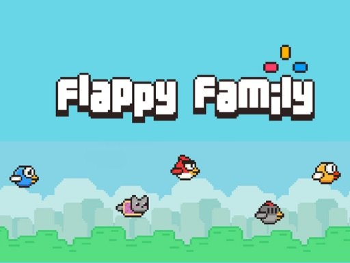 Play Flappy Family Now!