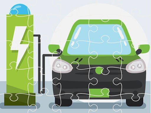 Play Electric Cars Jigsaw Now!
