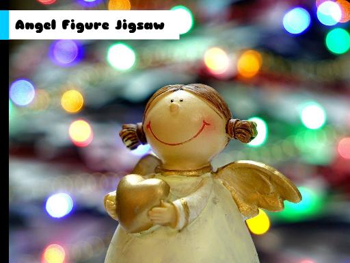 Play Angel Figure Jigsaw Now!