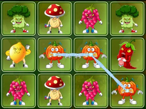 Play Angry Vegetables Now!