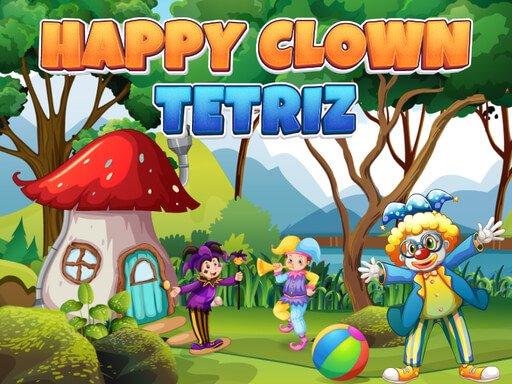 Play Happy Clown Tetriz Now!