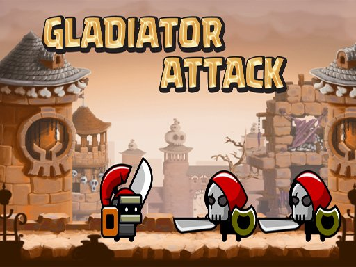 Play Gladiator Attack Now!