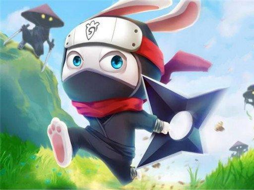 Play Ninja Rabbit Now!