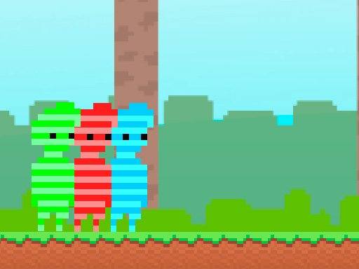 Play Red And Green : Candy Forest Now!