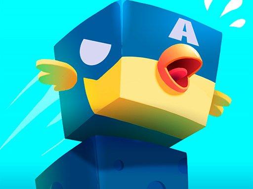 Play Square Hero Bird Now!