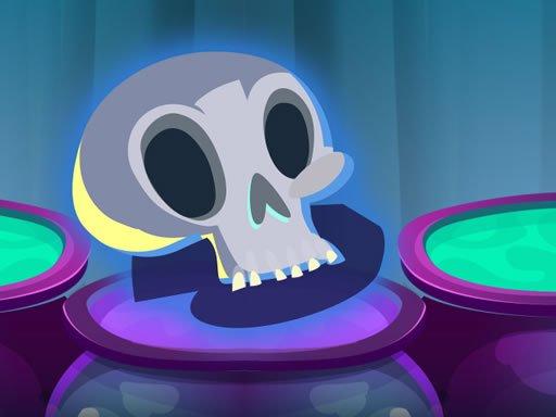 Play Halloween Skull Shooter Now!